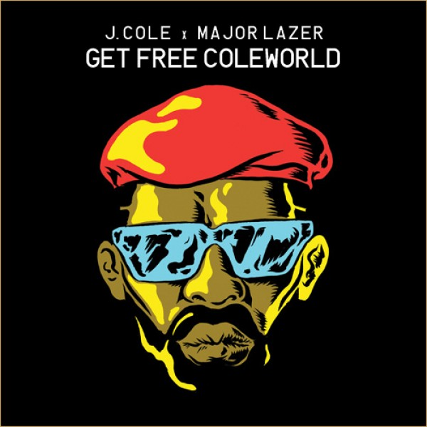 JCole-GetFreeColeWorldftMajorLazer