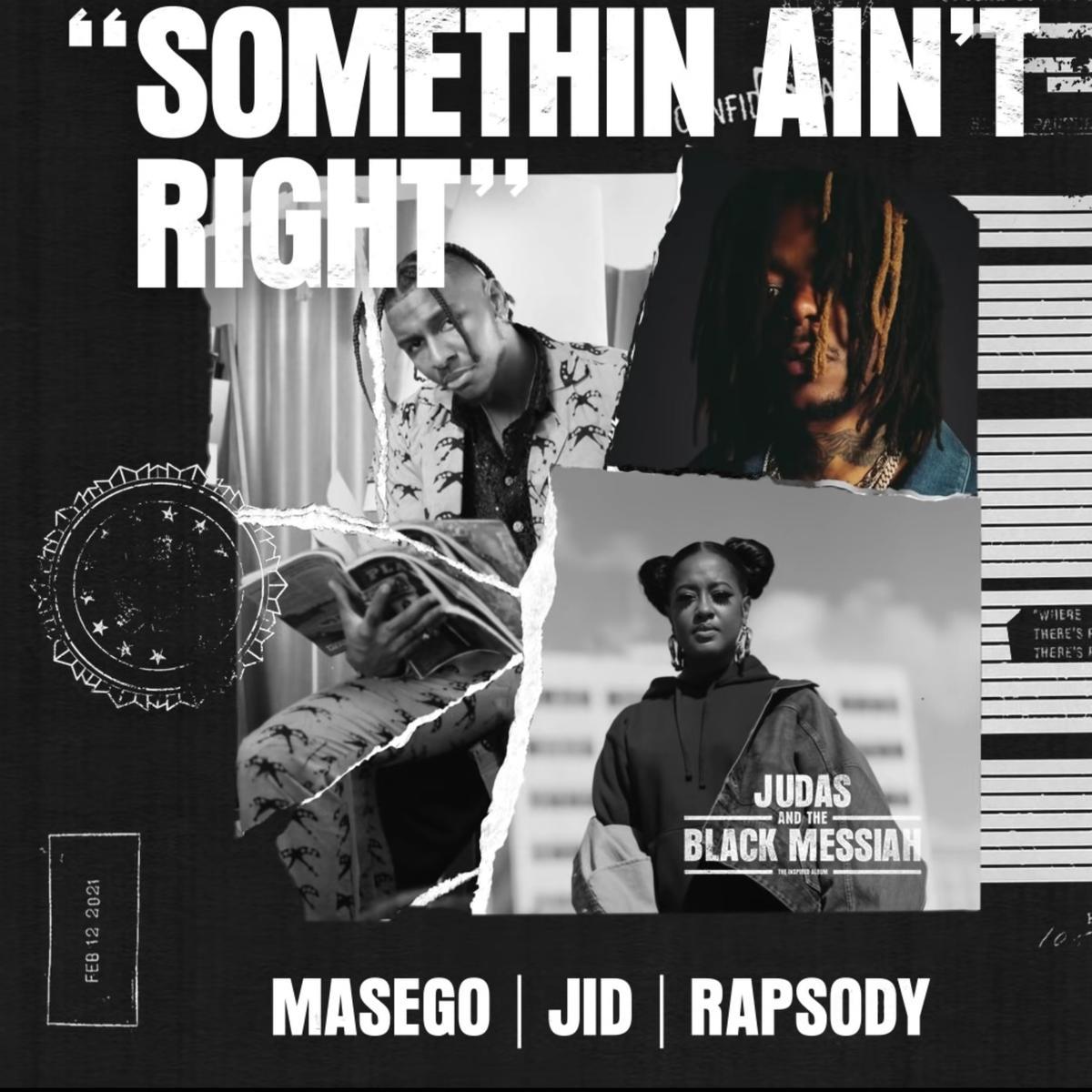 Masego-SomethinAintRightftJIDRapsody